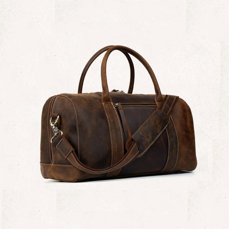 Online Get Cheap Leather Duffle Bag -Aliexpress.com   Alibaba Group