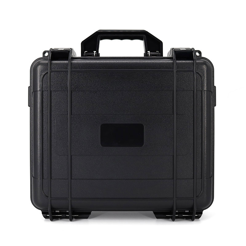 DJI Spark Waterproof Case Black Aluminum HardShell Storage Box Drone Suitcase for dji spark drone accessories pgytech dji spark led light for dji spark portable night flight led light lighting drone accessories