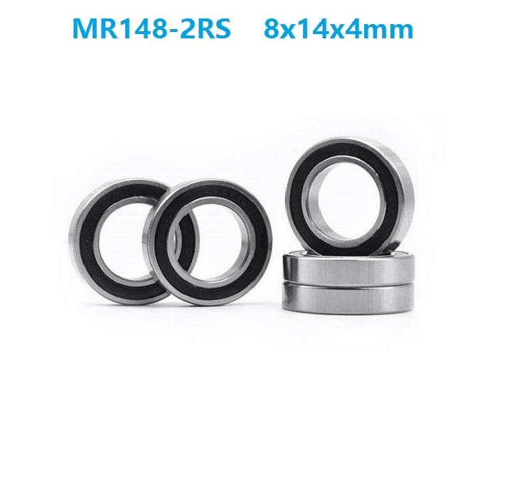 1PC MR83 Full Ceramic Bearing ZrO2 Ball Bearing 3x8x3mm Zirconia Oxide