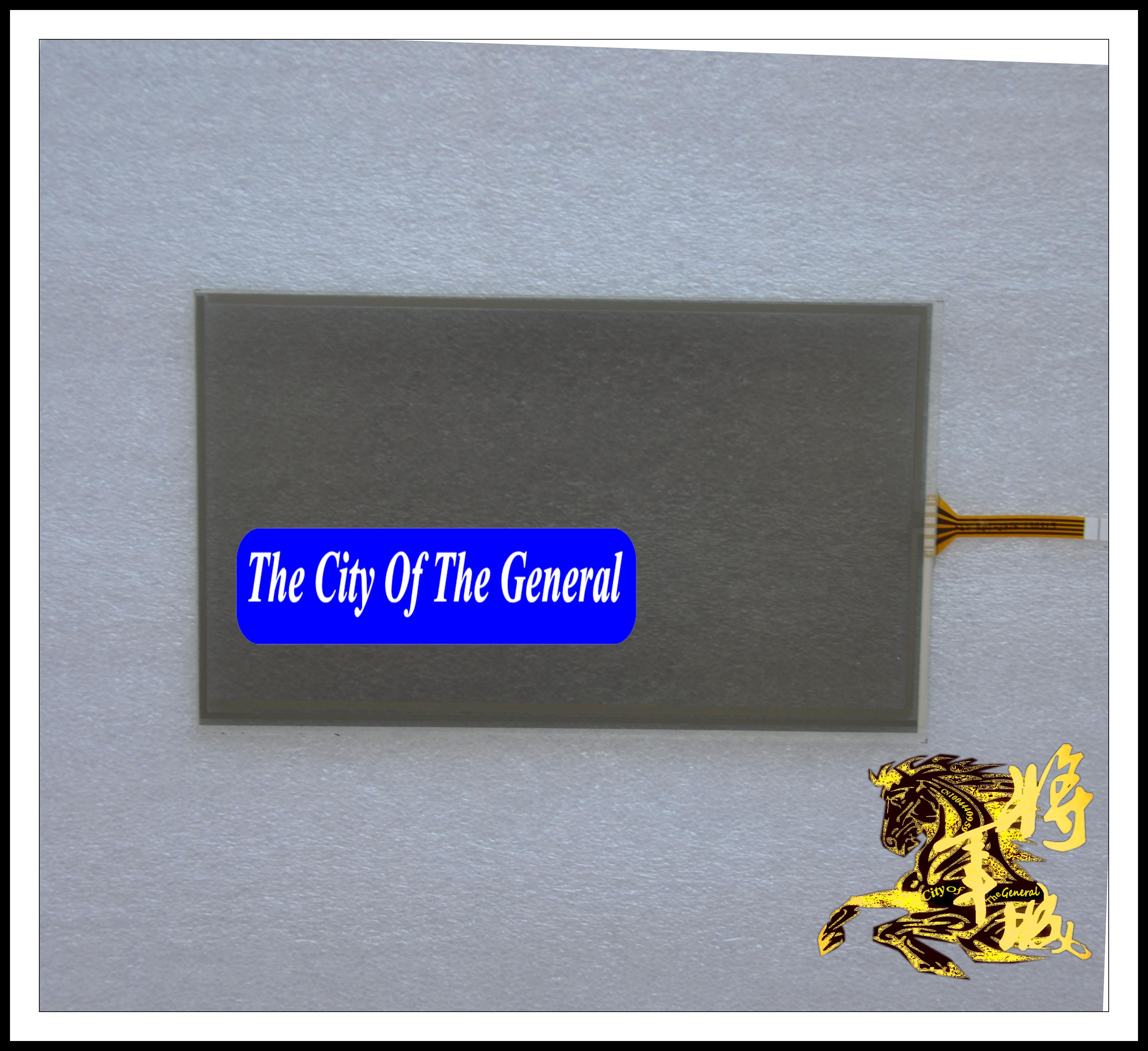 GENCTY For 7-inch four-wire resistance to touch 165 * 100 W-X