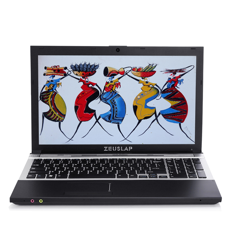 15.6inch Intel I7 8GB RAM 512GB SSD 500GB HDD 1920x1080P DVD Rom Dual Core WIFI Bluetooth Windows 10 Laptop Notebook PC Computer