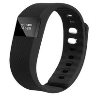 Hot Sale Fabulous Sleep Sports Fitness Activity Tracker Smart Wrist Band Pedometer Bracelet Watch Wholesale No29