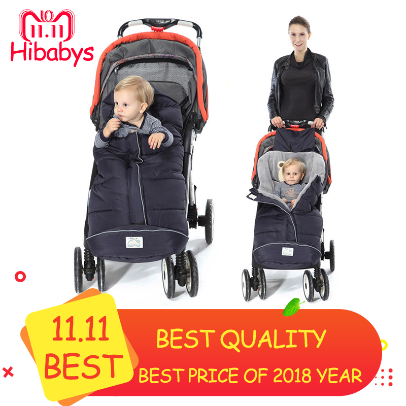 2018 RU Winter Envelope Newborn Baby Stroller Sleeping Bags Baby Cocoon Sleepwear Warmer for Stroller Foot Sleepsacks Blanket бра newport 34002 a