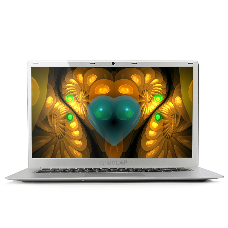 15.6inch Laptop Ultrathin 8GB RAM 500g 1000g 2000GB HDD Intel Quad Core CPU 1920X1080P Full HD Fast Run Laptop Notebook Computer