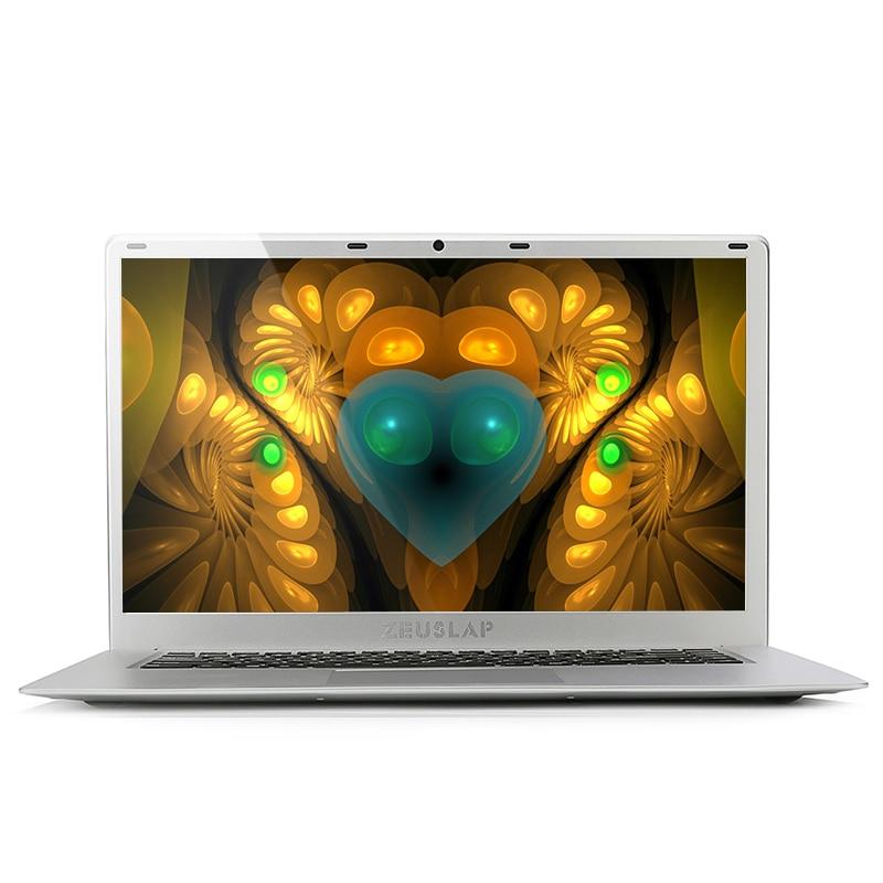 15.6inch Laptop Ultrathin 8GB RAM 500g 1000g 2000GB HDD Intel Quad Core CPU 1920X1080P Full HD Fast Run Laptop Notebook Computer