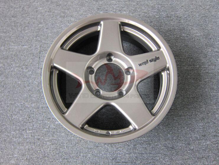 Jimny внедорожные JB43 Тюнинг Запчасти сплав колеса диски Автомобиль Стайлинг