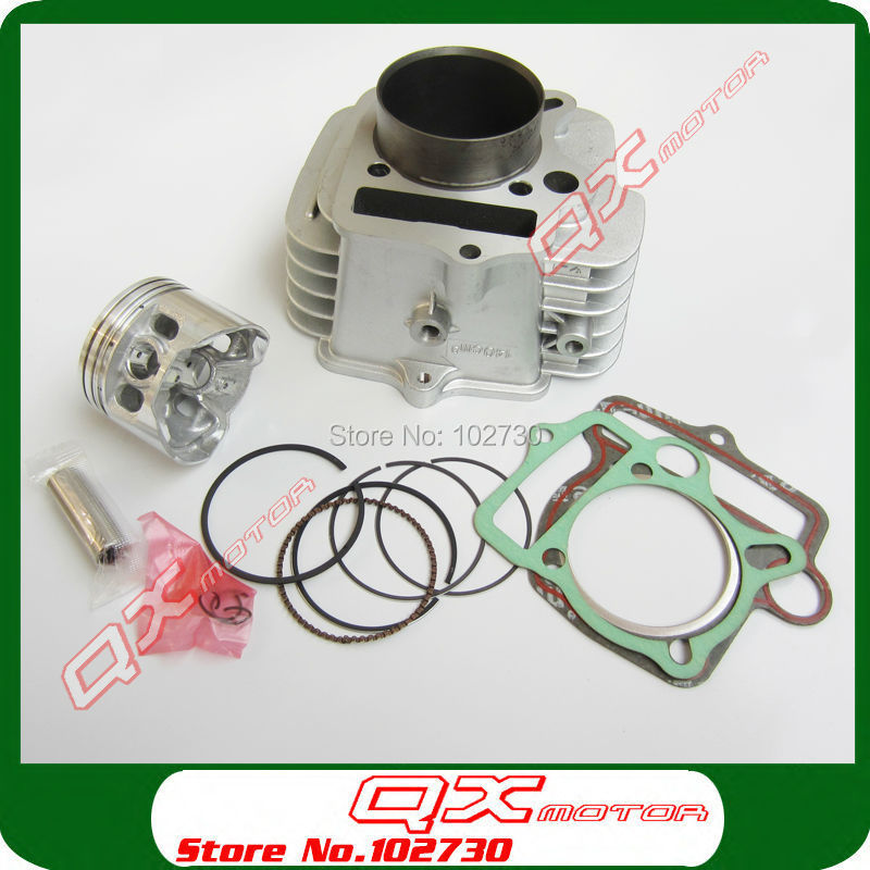 YinXiang YX140 Engine Cylinder with 56mm piston kit cylinder head gasket for Kayo Apollo Bosuer Xmotos 140cc Dirt Pit Bikes yinxiang yx140 140cc engine clutch assembly yx 140 oil cooled engine parts chinese kayo apollo bse xmotos dirt bike pit bike
