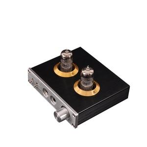 Image 3 - قائمة جديدة A3 أنبوب مكبر للصوت HIFI 6N3Tube سماعة مكبر كهربائي