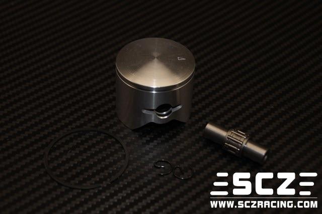 SCZ-E290 36MM piston  Kolben scz rennmotor changchai 4l68 engine parts the set of piston piston rings piston pins