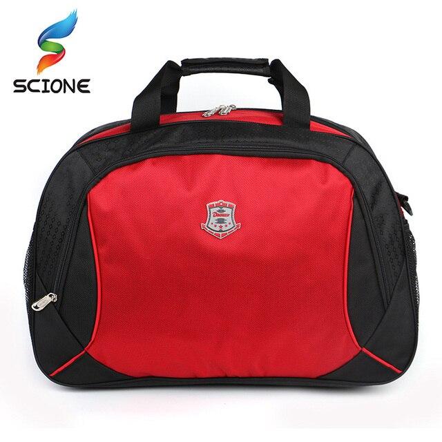 74f3e801e08d Waterproof Oxford Cloth Sports Gym Bag Outdoor Travel Camping Bags Men  Women Fitness Training Shoulder Handbag Female Yoga Bag