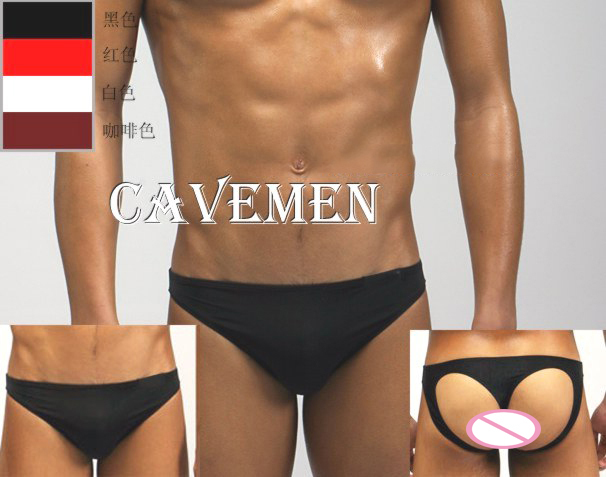 Mooning T pants*1646*sexy men lingerie T-Back Thong G-String T pants Brief Underwear free shipping