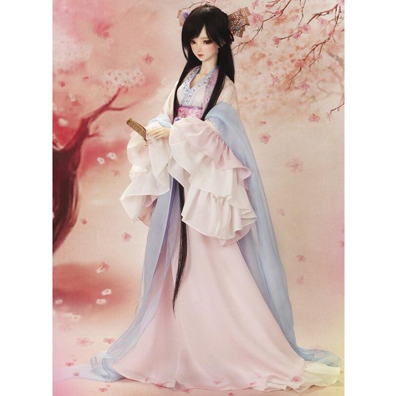 Nouveauté Xi Shi SD BJD poupée 62cm fée fille cadeau de mode comme - 5