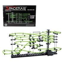 스페이스 코스터 Spacerails 어둠 속에서 빛나는 13,500mm 레일 레벨 3 게임 233 3G m18