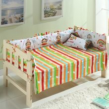Children Beds kids Furniture home Furniture solid wood kids bed lit enfant baby nest moveis muebles multi size 168*88*70cm new(China)
