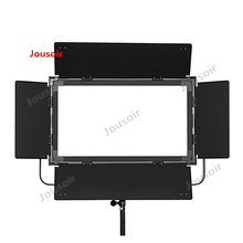 Dual color temperature 200W Studio led flat screen soft light high-power LED photographic camera lamp CD50 T03(China)