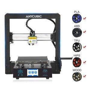 Image 3 - Anycubic 3D Printer Mega s Filament printing Full Metal Frame Industrial Grade High Precision Impresora 3d Kit imprimante
