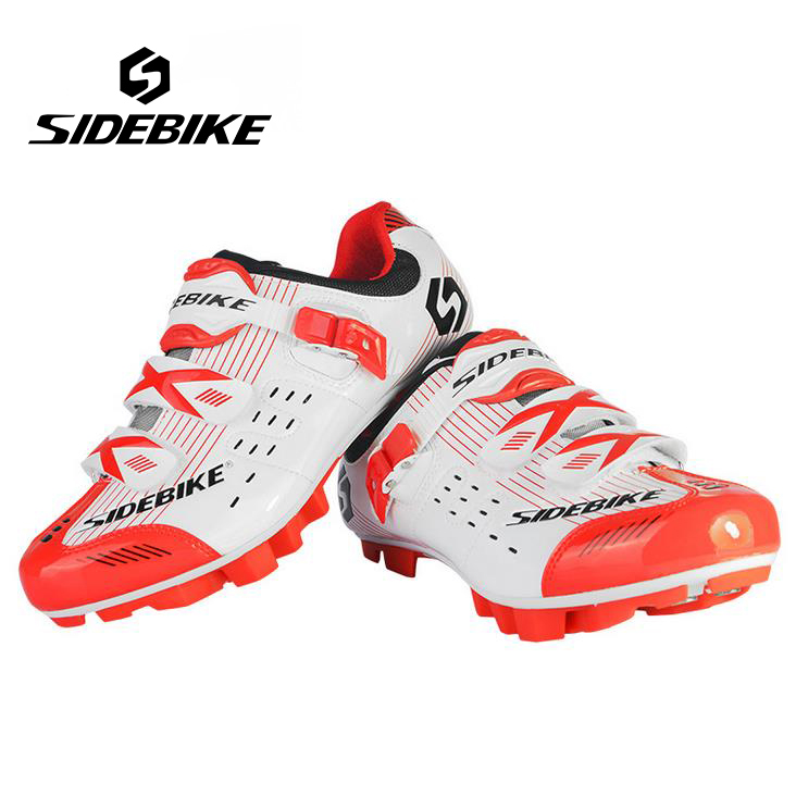 Sidebike Women Antiskid Cycling Shoes MTB Outdoor Sports Bike Shoes Auto-Lock Bicycle Shoes zapatillas ciclismo bicicleta 2017 topeak sports cycling glasses photochromic sunglasses mtb road bike nxt lens uv400 proof tr90 gafas ciclismo transparent