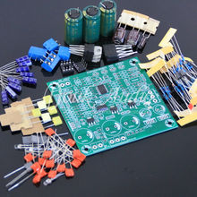 Nobsound DIY KIT DAC 24/192 CS8416+ AK4393+ NE5532P чип DAC декодер плата для HIFI DIY