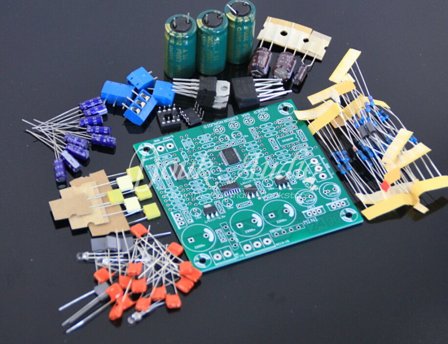 Nobsound DIY KIT DAC 24/192 CS8416+AK4393+NE5532P chip DAC decoder board for HIFI DIY недорго, оригинальная цена