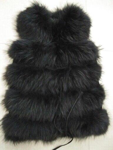 Taille Gilet Manteaux Plus La Manteau De Dames Réel Colors noir Femelle Naturel Fourrure Nouvelles Raton Femmes Red Laveur natural Veste Véritable BZwO4q