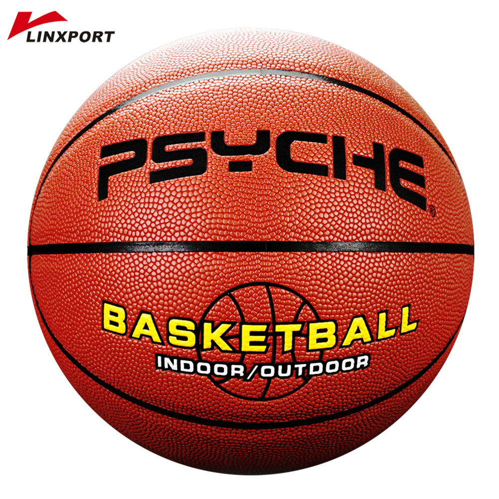 New Basketball PU Size 7 Wear Non-slip Hygroscopic Sweat Absorption Basketball Basquete Ball For Outdoor Indoor Sports