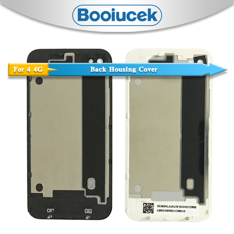 High Quality For Iphone 4 4G Or 4S Back Housing Cover Battery Cover Rear Door Chassis Replace Or Repair