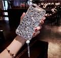 For Huawei Honor 8 Lite Pro 9 V10 7X Y7 Prime Nova 2 Plus Luxury Glitter Back Cover Crystal Bling Diamond rhinestone Phone case