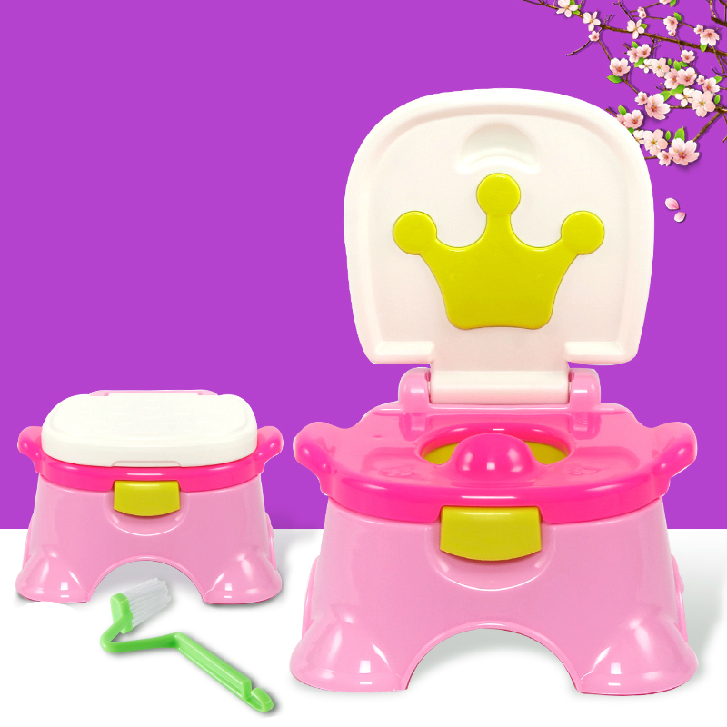 Hot Selling Children Baby Penico Pee Girls Boys Baby Urinal Toilet Children Training Toilet Chair Baby Childhood Potty Pot Seat portable baby potty multifunction baby toilet cow children potty training boys girls toilet seat kids chair toilet pot urinal