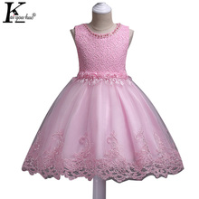 Girls Dress Children Princess Christmas Party Wedding Dresses For Girls Clothes Costume For Kids Vestidos 3 4 5 6 7 8 9 10 Years