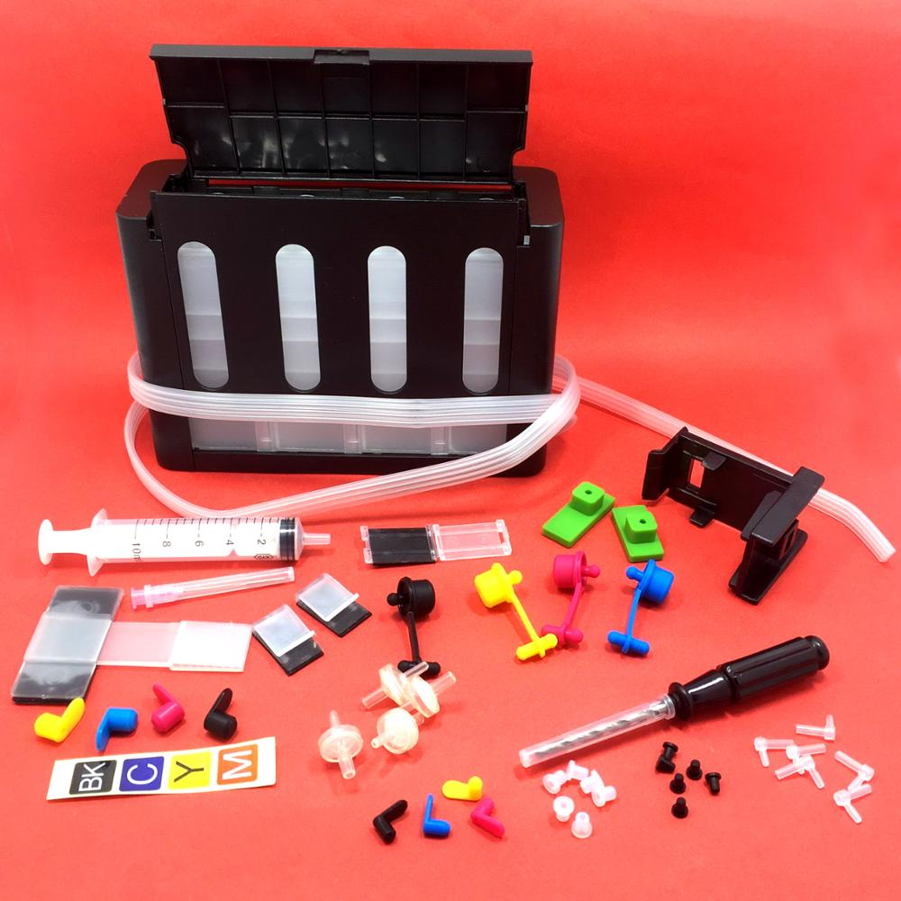 YOTAT Universal DIY CISS kit / CISS ink tank with full accessories for for HP 60 61 74 75 78 92 93 40 41 45 49 54 56 57YOTAT Universal DIY CISS kit / CISS ink tank with full accessories for for HP 60 61 74 75 78 92 93 40 41 45 49 54 56 57