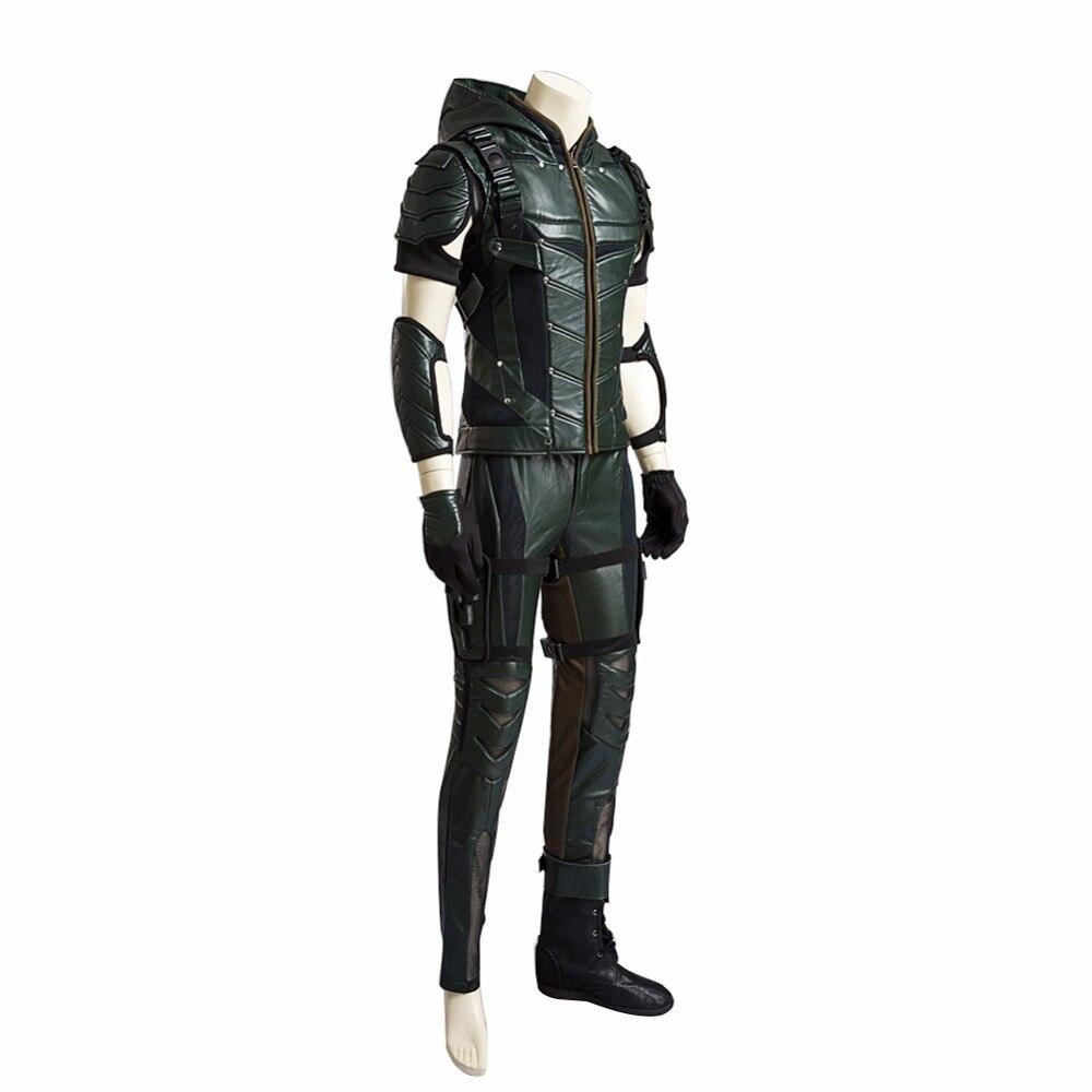 Arrow Περίοδος 4 Cosplay κοστούμι Ορισμός - Καρναβάλι κοστούμια - Φωτογραφία 2
