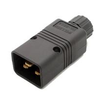 Iec 320 C20 разъем Мощность AC Мощность Подключите компьютер Мощность Plug 15A 250 В Мощность Plug # wpt604