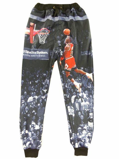 10b0b3e17ef1 Fashion Womens tupac Emoji Pants Jordan Joggers GymShark Sweatpants Harem  Hip Hop football Pant Tracksuit Bottoms Boy Joggers