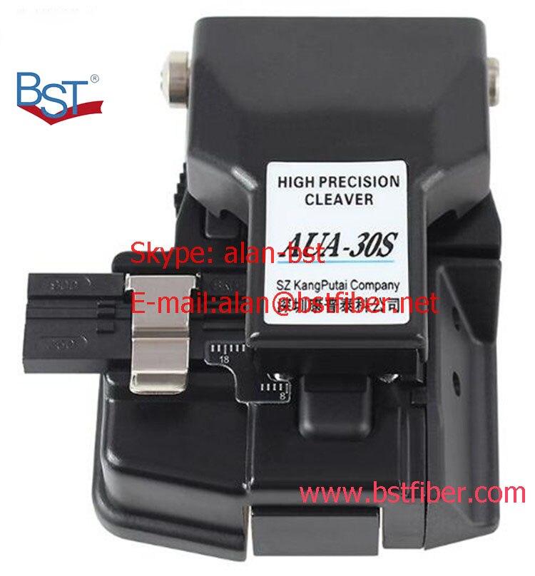 Высокая точность оптического волокна Кливер, AUA-30S обновленная версия кабеля, сварочный аппарат, посвященный резак,
