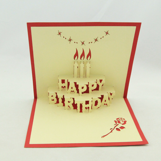 3d Birthday Card Popup Card On Aliexpress Alibaba Group