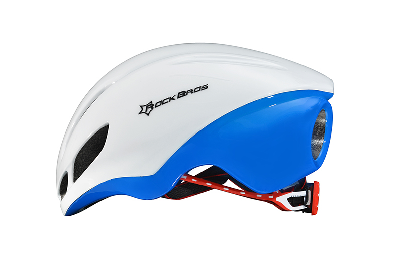RockBros Women Men Road Bike Jet-propelled Tail Ultralight Integrally-molded Helmet Cycling Ride Bicycle EPS Breathable Helmet цена