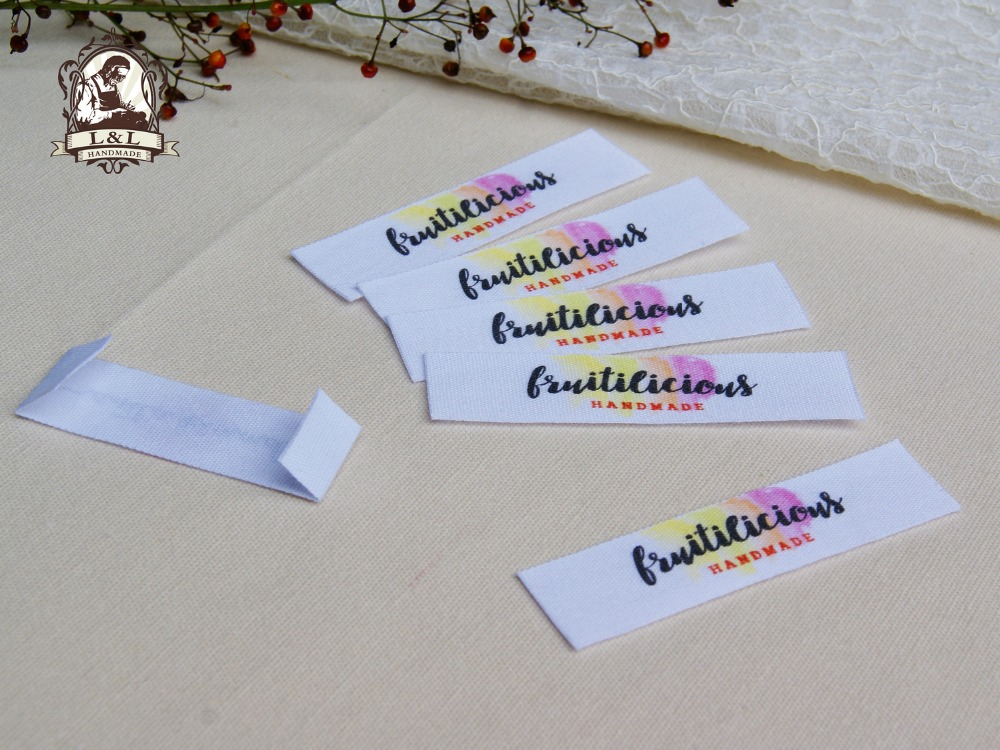 Aliexpress.com : Buy Sewing Labels,Custom Clothing Labels ...