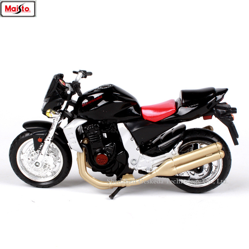 Maisto 1:18 Kawasaki Z1000 original authorized simulation alloy motorcycle model toy car
