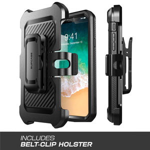 Image 5 - SUPCASE For iPhone Xs Max Case 6.5 inch UB Pro Full Body Rugged Holster Case with Built in Screen Protector & Kickstand
