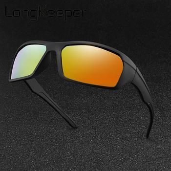 Fashion Polarized Sunglasses Men Women Classic Brand Driver Mirror Lens Sun Glasses Male Driving Eyewear UV400 Oculos De Sol