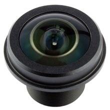 5mp 1/2 inch 1.56mm Panoramic M12 mount camera lens 180 degrees fisheye wide angle lens for CCTV Webcam,usb cameras,ip cameras
