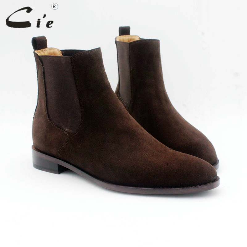 cie Blake/Mackay crafts men's Chelsea boot genuine calf leather bottom outsole calf leather upper handmade multiply colors A169 купить часы haas lt cie mfh211 zsa