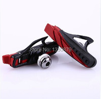 BARADINE Road Cycling Folding Bike Brake Block Mountain Bike V Brake Pads Cycling Bicycle Brakes Shoes
