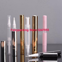 Pen Nail-Oil Gloss Oil-Bottle Brush Cosmetic Empty-Pen 5ML with Applicator Portable Beauty-Lip