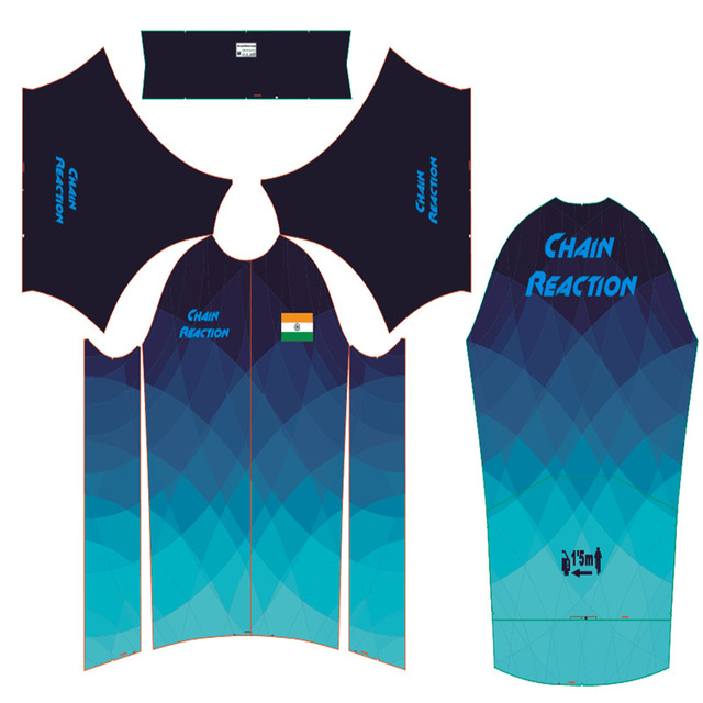 Custom Cycling Jersey Design Autumn Long Cycling Clothing Racing Sport Team Bike Jersey mtb
