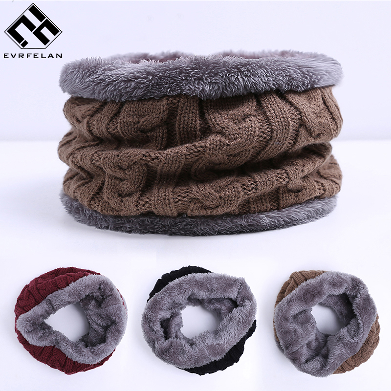 2018 New Fashion Design Warm Winter Scarf For Men Scarves ...