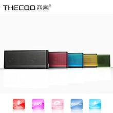 Thecoo BTA530 High Quality Mini Bluetooth 4.0 Waterproof Outdoor Speaker Portable Audio Subwoofer Speaker