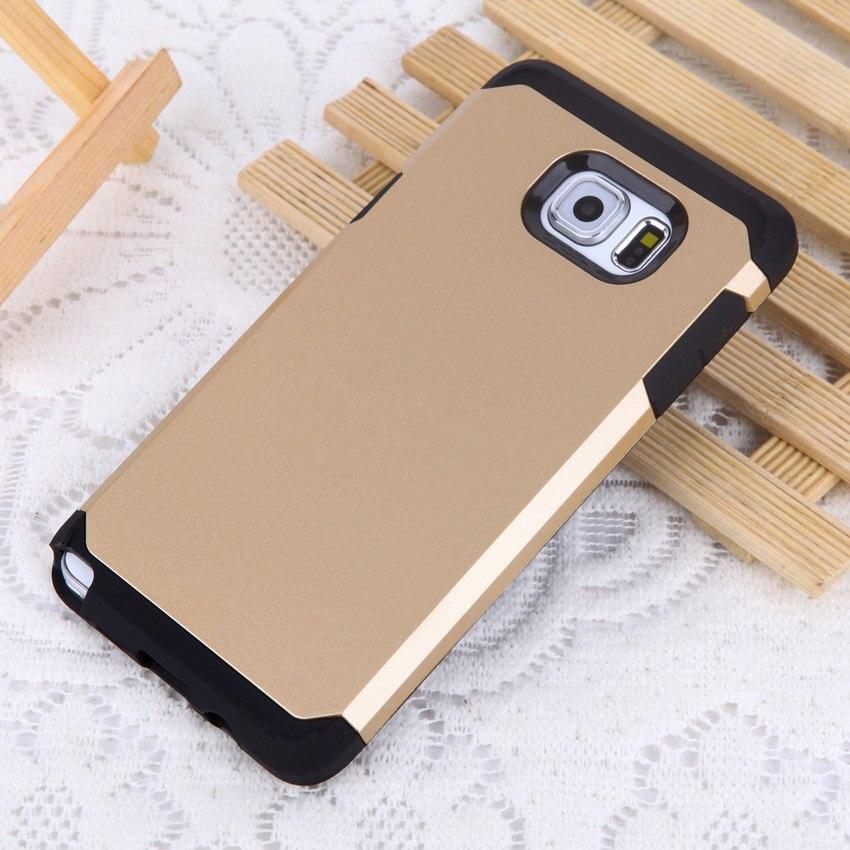 Slim Case Heavy Duty Armure Pour Samsung Galaxy Note 5 Téléphone cas  Hybride de Couverture de Silicone Pour Samsung Note 5 Note5 N920 N920F N920H 611691d9a7a