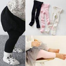 Baby Kid Child Arm Leg Warmers Toddler Boy Girls Skinny Pants Leggings Trousers
