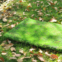 1 Meter Fake Lawn Mat Green Artificial Carpet Turf Home Garden Hotel Interior Decoration DIY Wedding